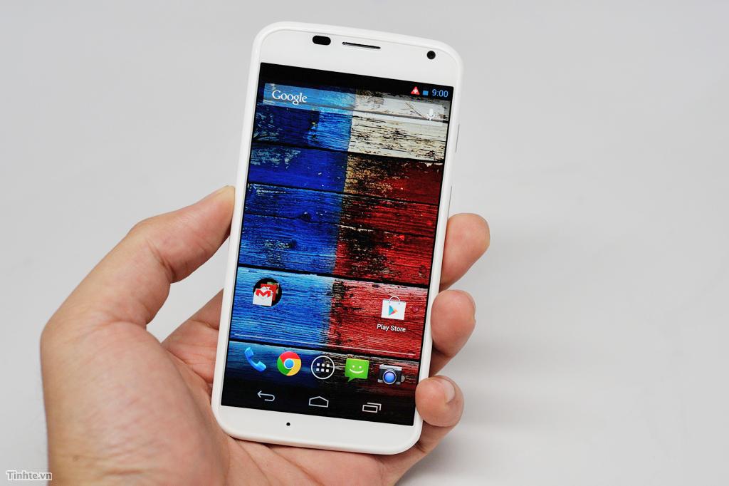 Motorola Moto X sẽ sớm được cập nhật Android 4.4.3