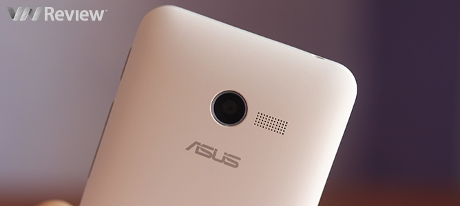 Đánh giá chi tiết Asus Zenfone 4 chính hãng
