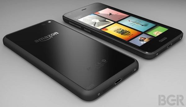 Smartphone 3D của Amazon sẽ được ra mắt vào ngày 18/6
