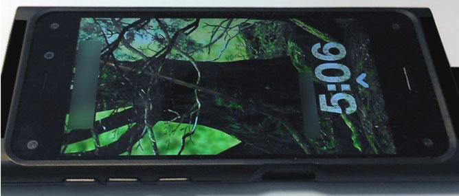 Amazon ra mắt smartphone 3D ngày 18/6?