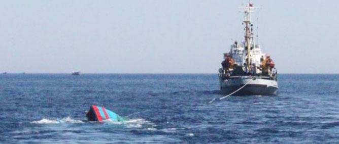 Trung Quốc lu loa Việt Nam đâm tàu Trung Quốc 1.200 lần