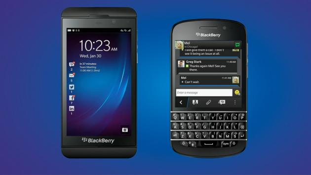 Hướng dẫn up ROM cho BlackBerry Z10 và Q10