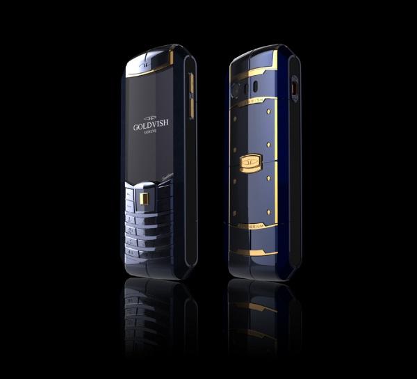 10 mẫu smartphone sang trọng có thể khiến bạn rỗng ví