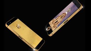 10 smartphone xa xỉ nhất thế giới