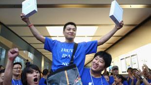 iPad bị tịch thu ở Trung Quốc