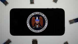 """Smartphone tắt nguồn vẫn bị NSA """"nghe lén"""""""