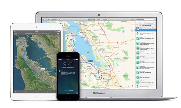 Apple thâu tóm ứng dụng bản đồ xã hội Spotsetter