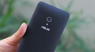 Asus Zenfone 5 chính hãng mới chỉ bán phiên bản A501
