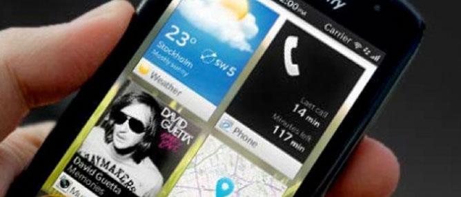 """BlackBerry 10: """"Lẩu"""" WinPhone và Android?"""