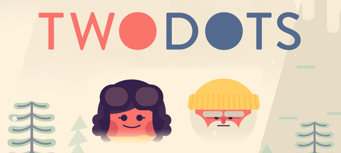 """TwoDots, phiên bản """"gây nghiện"""" tiếp theo của Dots"""