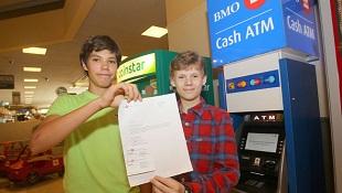 Canada: Hai học sinh 14 tuổi hack thành công máy ATM