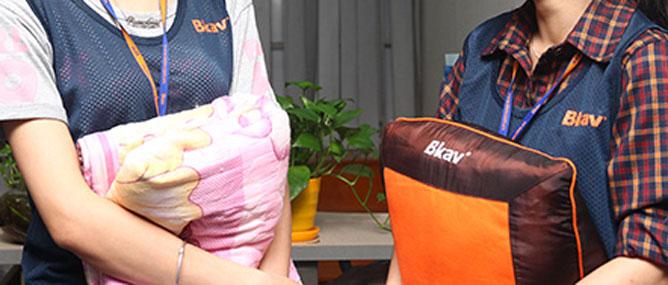 Đến công ty IT Việt đầu tiên cấp chăn, gối để nhân viên ngủ trưa