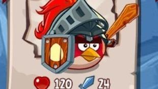 Rovio ra Angry Birds Epic, game chiến đấu nhập vai theo lượt