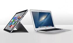 "Surface Pro 3 ""chiến"" với MacBook Air"