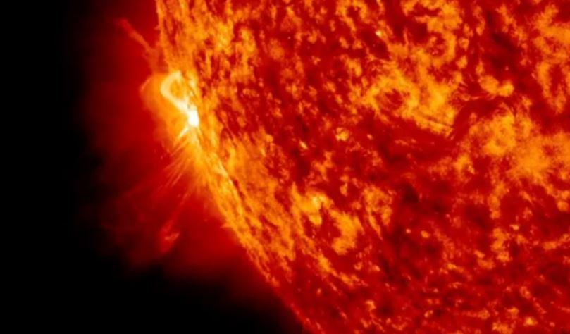 Bão mặt trời có thể đổ bộ vào Trái đất hôm nay, thứ Sáu ngày 13