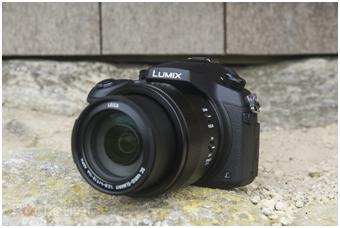 Đánh giá nhanh máy ảnh Panasonic Lumix FZ1000, siêu zoom, giá vừa phải