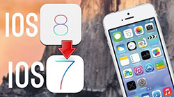 Cách hạ cấp từ iOS 8 beta xuống iOS 7.1.1