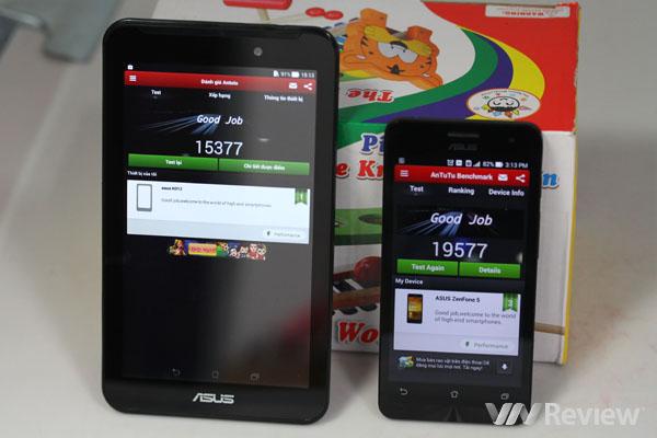Đánh giá Asus Fonepad 7 FE170