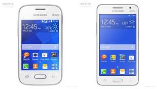 Samsung Galaxy Core 2 Duo và Pocket 2 rò rỉ tại Việt Nam