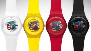 Swatch Sistem51: định nghĩa lại đồng hồ cơ