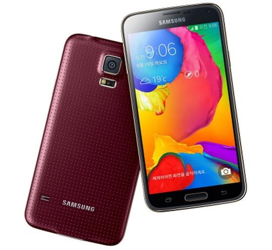 Samsung ra Galaxy S5 LTE, chip Snapdragon 805, màn Quad HD, 3GB RAM