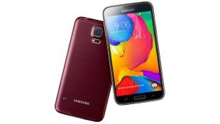 Galaxy S5 LTE-A trình làng: Vi xử lý Snapdragon 805, màn hình QHD, 3GB RAM