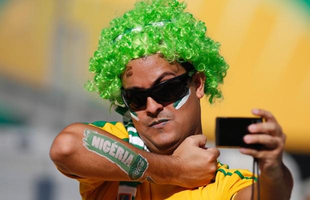 World Cup 2014: Trào lưu ảnh tự sướng lên ngôi!