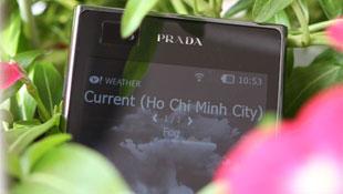 Chỉ có 200 chiếc LG Prada 3.0 trong tuần đầu tiên