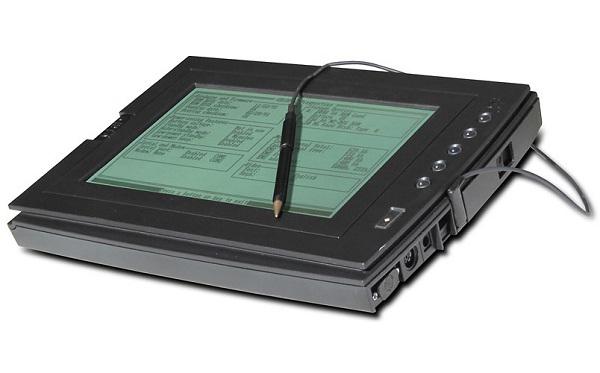 Máy tính bảng ở thập niên 90 trông như thế nào?