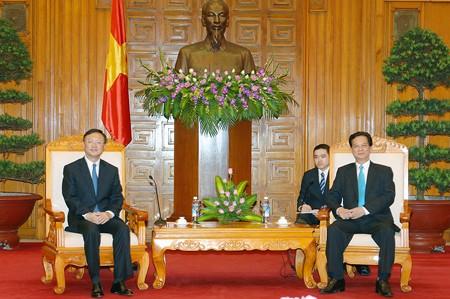 Thủ tướng Nguyễn Tấn Dũng yêu cầu Trung Quốc rút giàn khoan