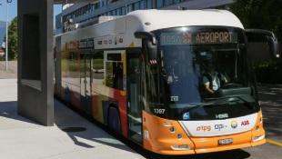 Thụy Sĩ: xe bus chạy điện chỉ cần sạc 15 giây