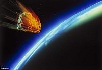 """NASA tiết lộ ảnh thiên thạch """"Quái vật"""" áp sát Trái đất"""