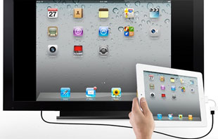 Làm sao chuyển ảnh vào iPad?