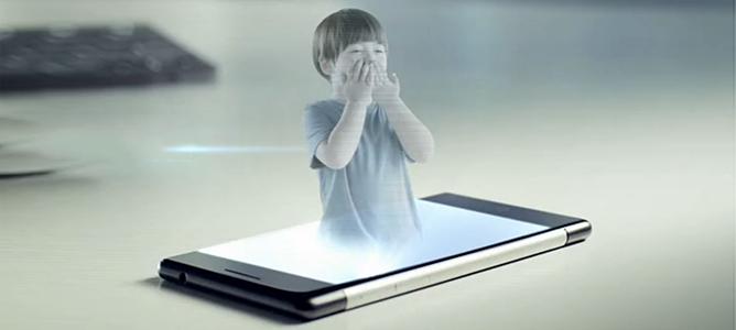 Điện thoại 3D đang hồi sinh?