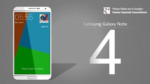 Lộ diện hai phiên bản Samsung Galaxy Note 4