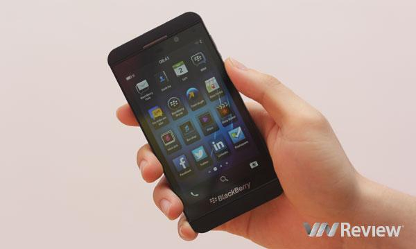 BlackBerry khai tử Z10 tại Việt Nam, dọn đường cho Z3