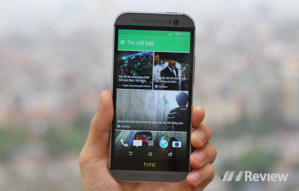 Tuần qua, Galaxy S5 và One M8 xách tay giảm giá mạnh