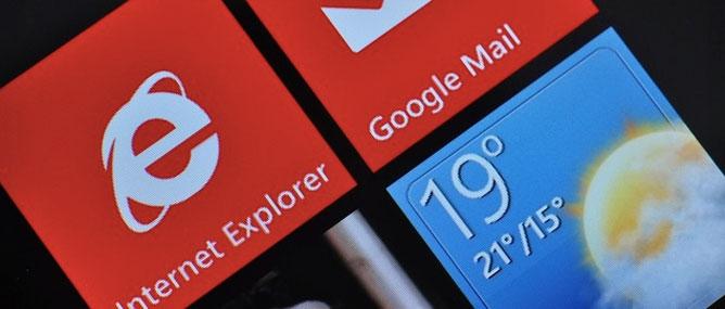 Windows Phone Tango lộ tính năng mới