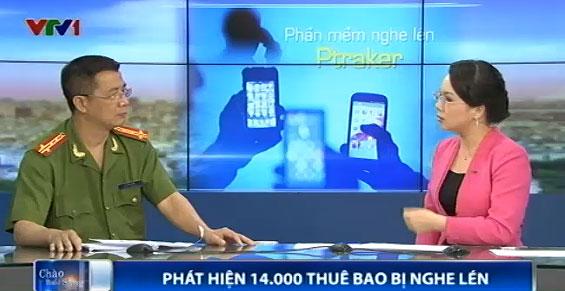 Phần mềm nghe lén Ptracker có xuất xứ Trung Quốc
