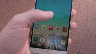"""LG G3 trụ được mấy lần """"tra tấn""""?"""