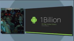 Google Android: Mỗi ngày có 1 tỷ người dùng và 93 triệu ảnh tự sướng