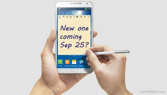 Samsung chốt lịch lên kệ Galaxy Note 4 vào ngày 25/9