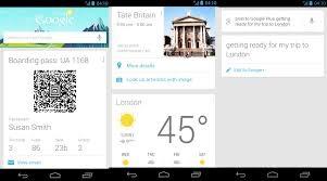 Google Now cập nhật theo hướng hỗ trợ đa ngôn ngữ