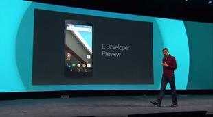 Mời bạn đọc tải về bộ ảnh nền của Android L