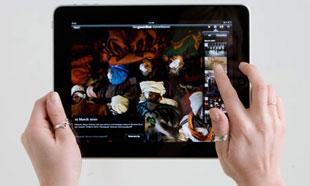 """""""Sát thủ"""" đích thực của iPad"""