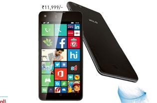 Điện thoại Windows Phone 8.1 nhẹ nhất thế giới