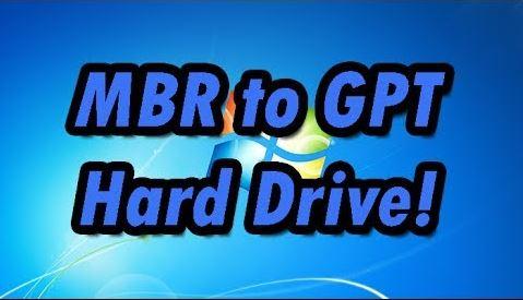 Chuyển định dạng ổ cứng từ MBR sang GPT xong không cài được sound card