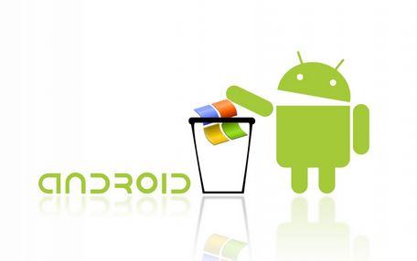 """Microsoft và Nokia từng """"bơ"""" Android"""