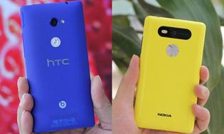 Chọn HTC 8X hay Nokia Lumia 820?