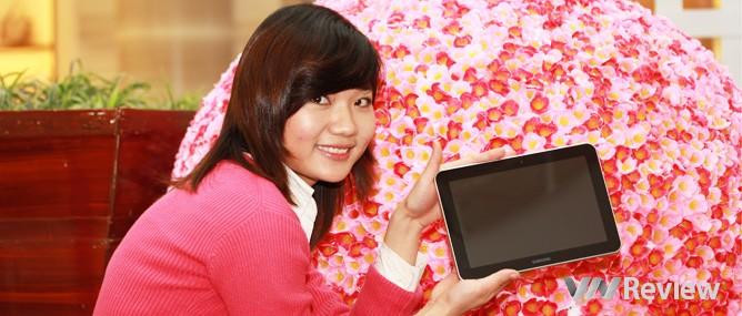 Màn hình tablet cỡ nào lý tưởng nhất?